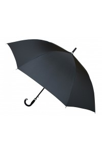 Długi parasol czarny XXL...
