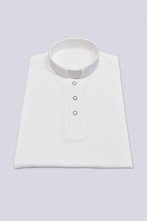 Koszulka Polo: biała z...