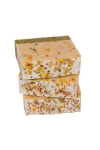 Mydło z pyłkiem pszczelim