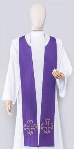 Stuły Fioletowe - Stuły kapłańskie - E-liturgia.pl