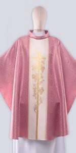 Ornaty różowe ze zdobieniem - Ornaty - E-liturgia.pl